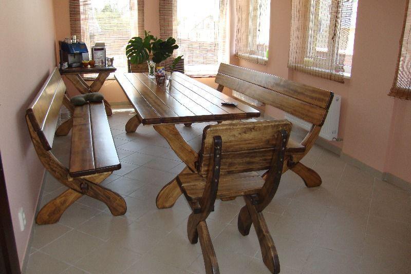 Фото скамейки и столы
